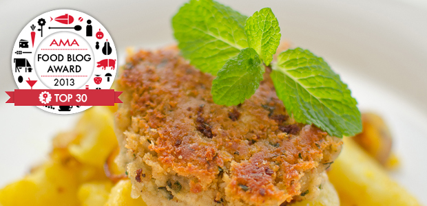 Falafel mit Curry-Gröstel