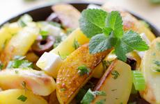 griechische kartoffel