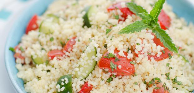 Couscous-Salat ala DonGusto – und weitere Sommerrezepte